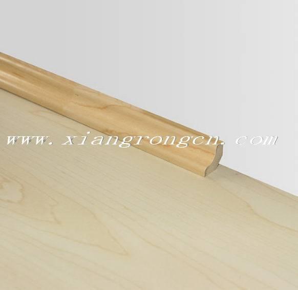 Concave line (laminated floor accessories)