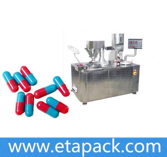 2.Semi Automatic Capsule Filling Machine