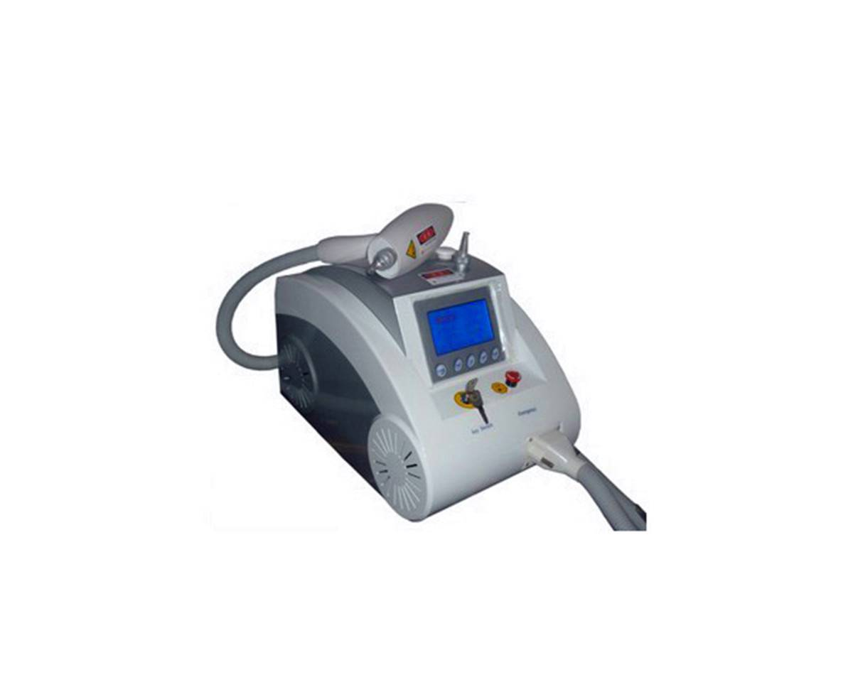 bgl620 model Q-switch ndy laser for tattoo removal