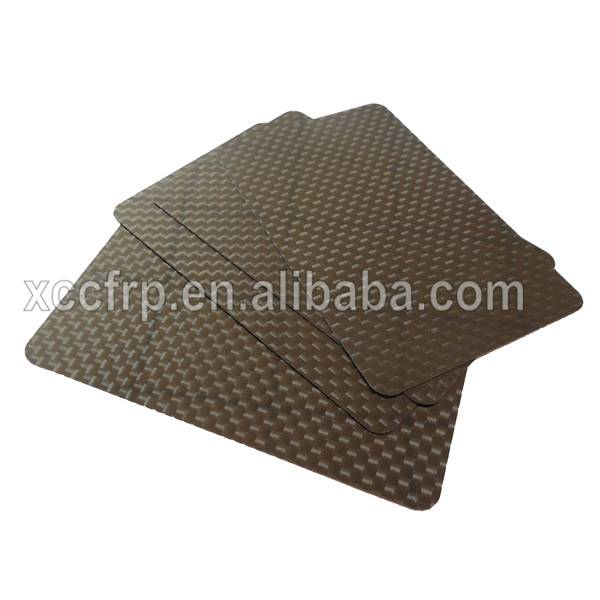 Factory customized 3K Toray carbon fiber composite sheet for sale