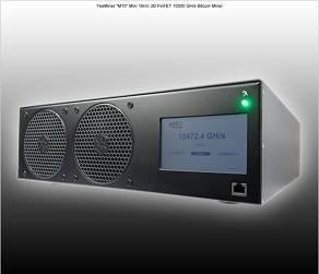 "YesMiner ""M20"" Mini 16 nm 3D FinFET 20000 GH/s Bitcoin Miner"
