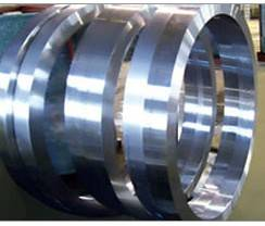 big Shaft Forging,forged ring