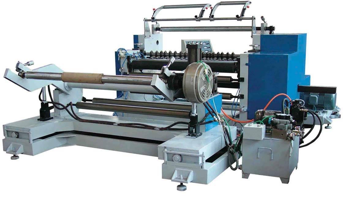 Horizontal Slitting Machine (WFQ-1)