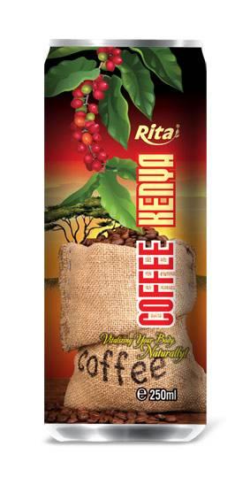 Natural Coffee 250 Ml