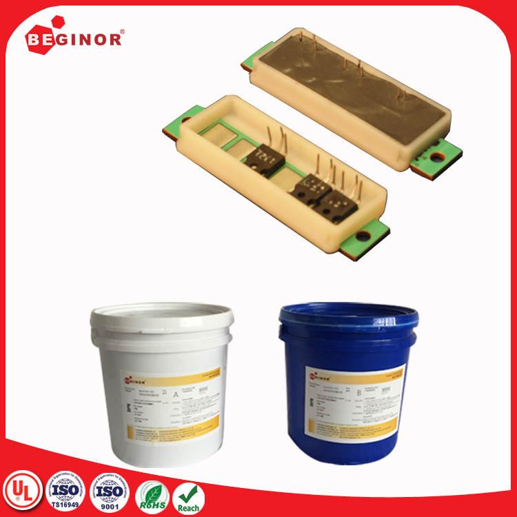 electrical led silicone potting pcb electronics