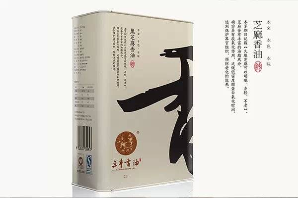 SANFENG pure sesame seed oil, 1L seasoning oil