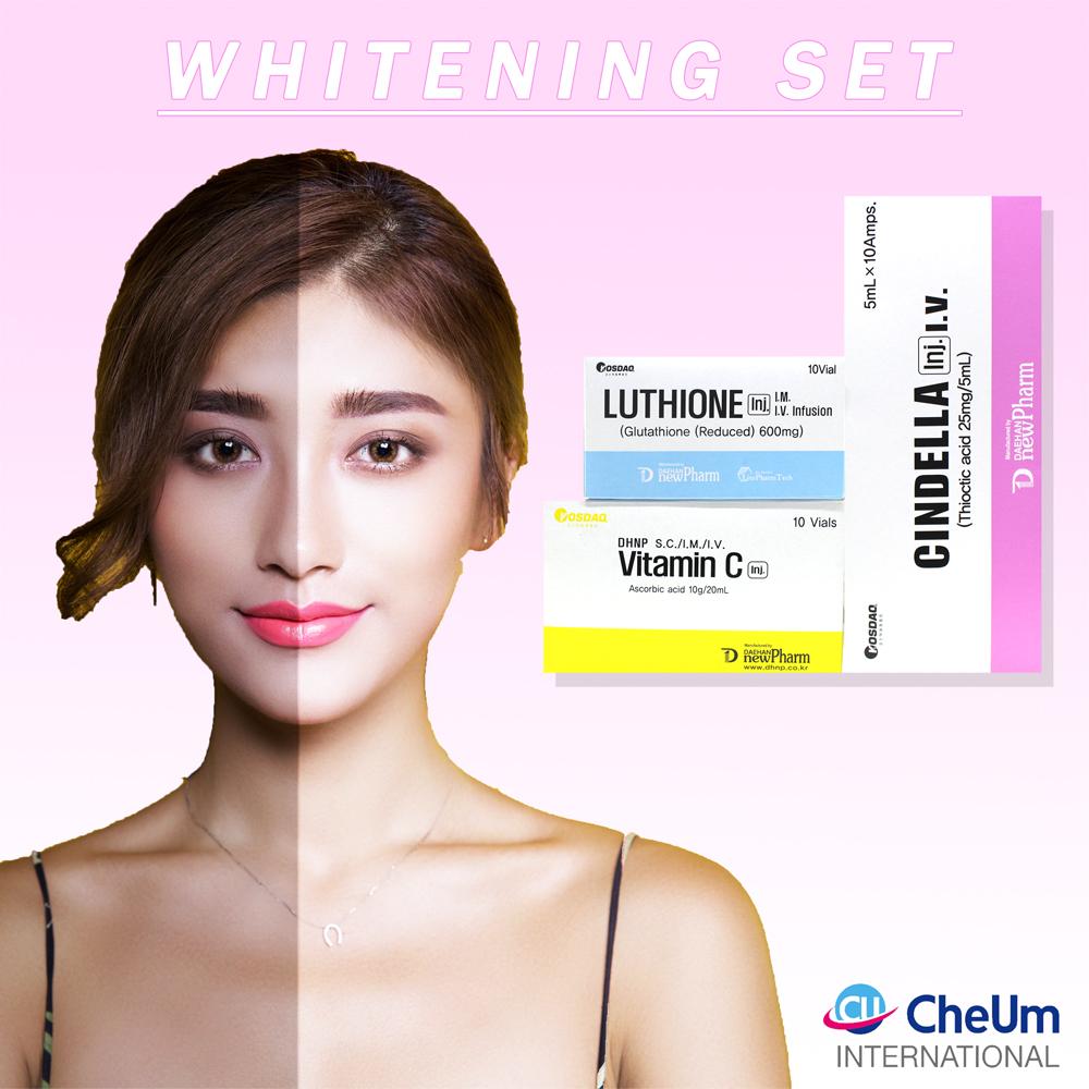 Whitening Set
