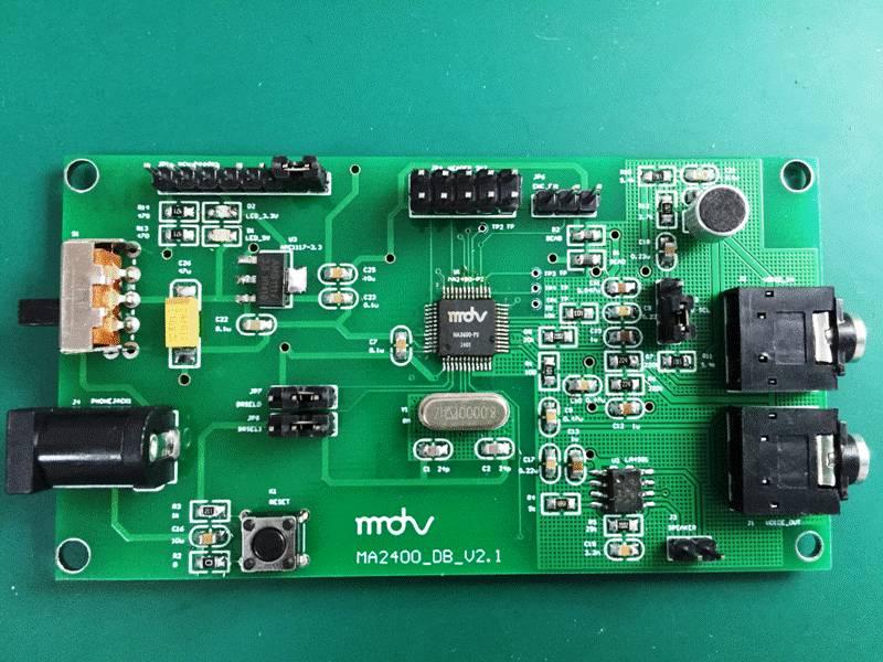 MA2400-P2-V2 Demo Board