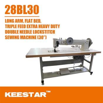 Keestar 28BL-30 double long arm sewing machine