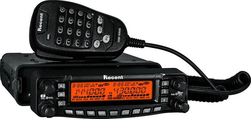 RS-9900 Quad Band Mobile Radio