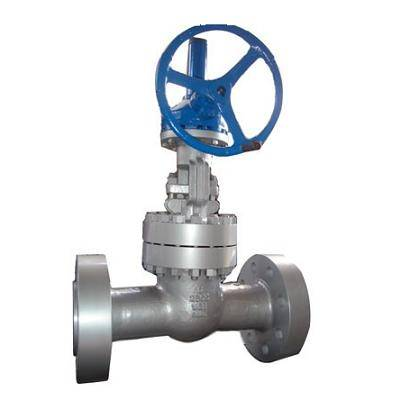 The high pressure stainless steel and cast steel power plant gate valve