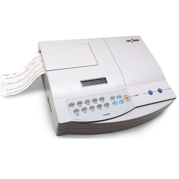 Medical Diagnostic Equipment, ECG Cardipia 200