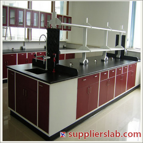 Wooden Lab Table