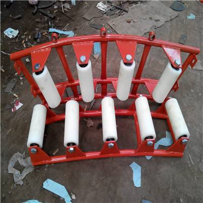 steel cable roller for cargo crane