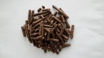 cotton seed hull pellet