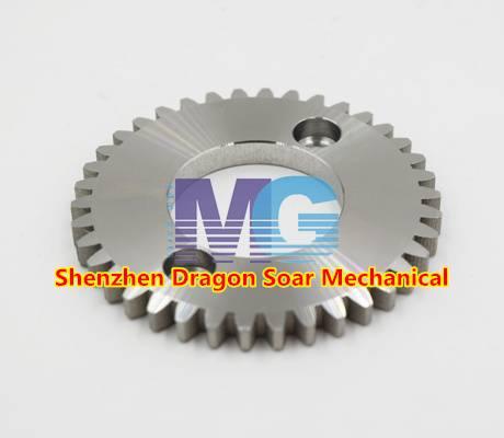 MITSUBISHI EDM wire cut Gear Plate M420 X058D501H01