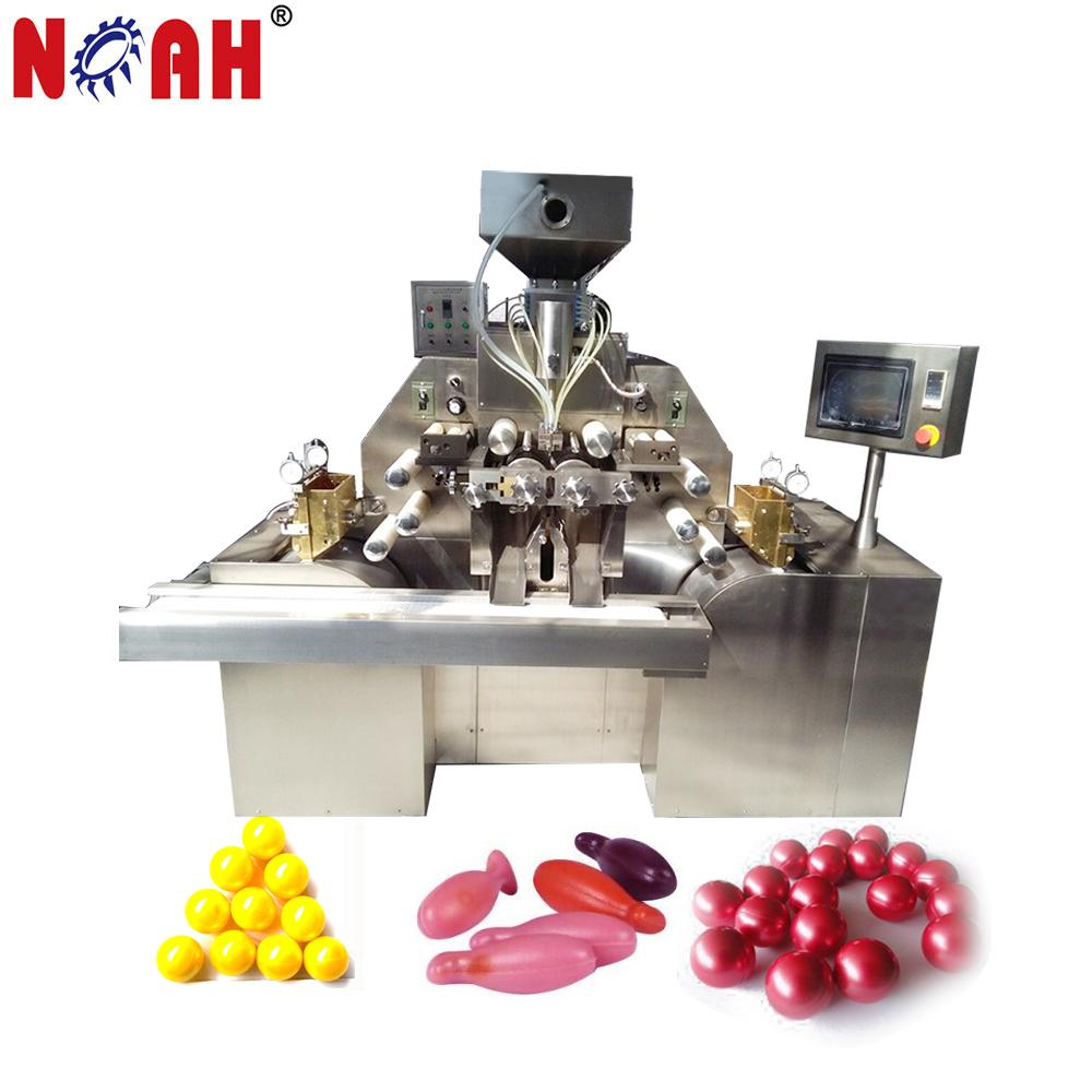 RJN-200 Pharmaceutical Softgel Soft Capsule Encapsulation Filling Machine