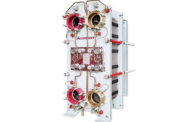 Accessen Plate Heat Exchanger for Marine Applications