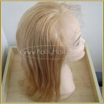 Straight Lace Front Remy Human Hair Wigs