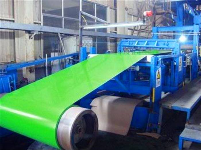 Colorful PPGI Galvanized Steel for Building Material(FACTORY)