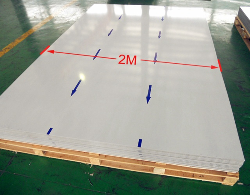 Super Thickness And 2-Meter-Width ACP