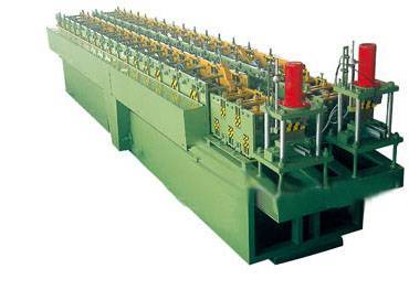 Guide Rail Roll Forming Machine