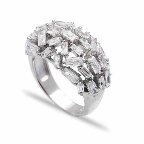 New Product Latest Design Silver Wrap Ring Wholesale Animal Rabbit Ring