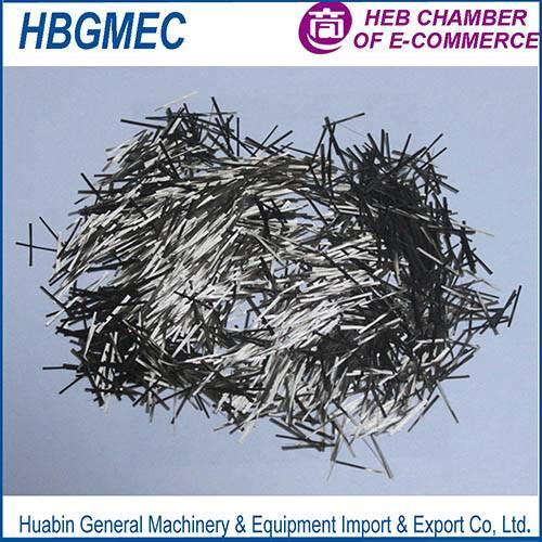 road enhancement material basalt chopped fiber