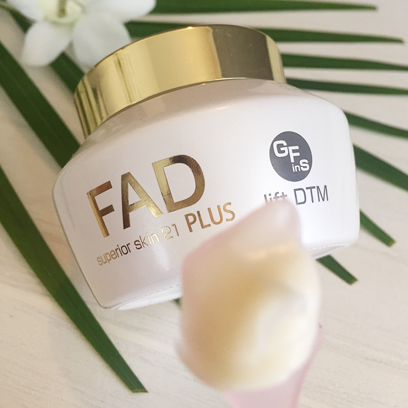 Face Lift Massage Cream with FAD