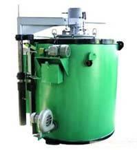 Pit type vacuum impulse Nitriding Furnace