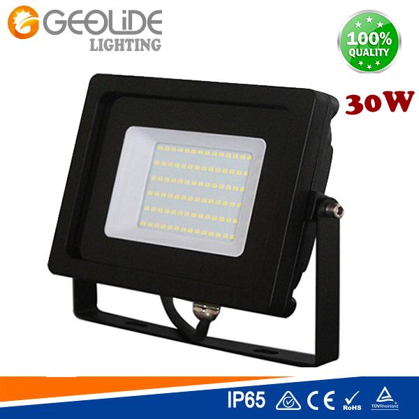 IP65 Led Flood Light 30W Outdoor LED Floodlight for Park with Ce (Flood Light 108-30W)