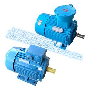 High-efficiency electric motor
