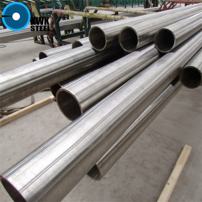 ASTM A268 Tp410 420 430 444 Tp446 Tp439 Stainless Steel Pipe Tube