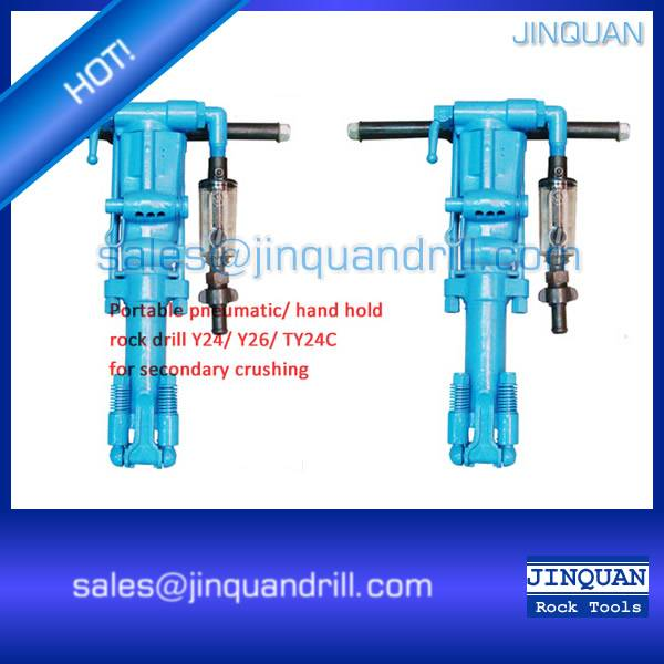 YT28 pneumatic rock drills