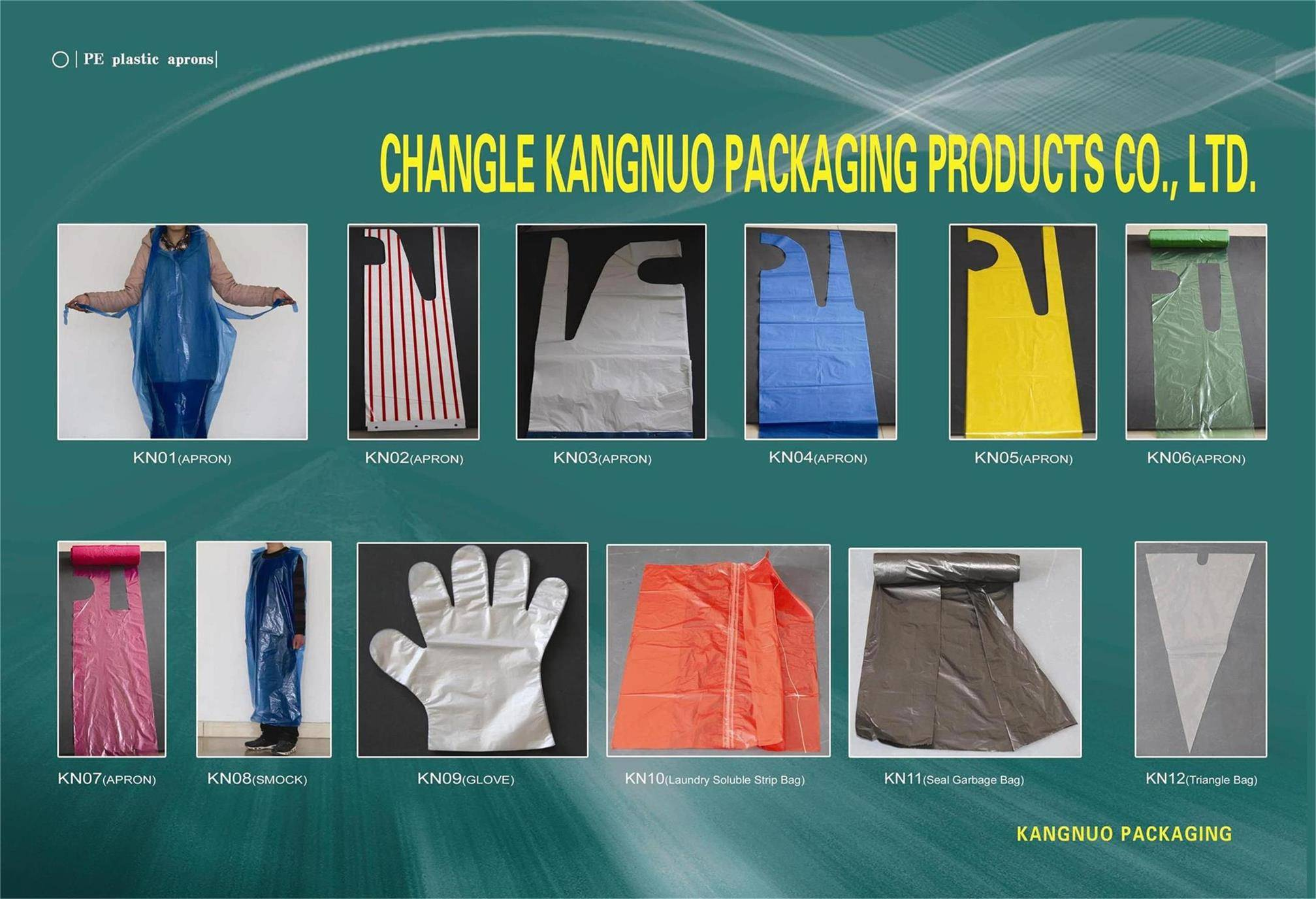 disposable apron,pe bags,plastic gloves
