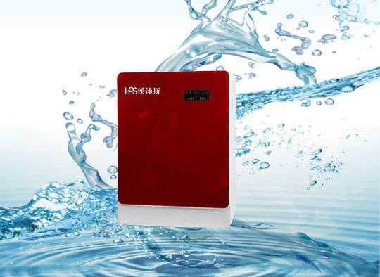 RO system water purifier HPS-RO75-X3-522