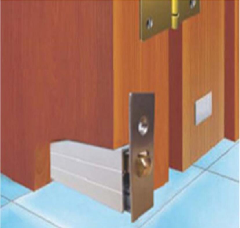 Acoustic Door Bottom Seal - Medium