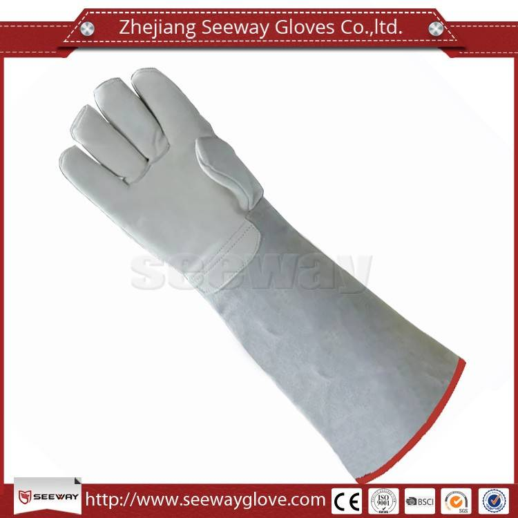 SeeWay CR02 High Quality Low Temperature Resistant Leather Gloves