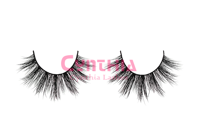 Eyelashes Extensions Cotton Terrier Super Soft False Mink Eyelashes manufacturer