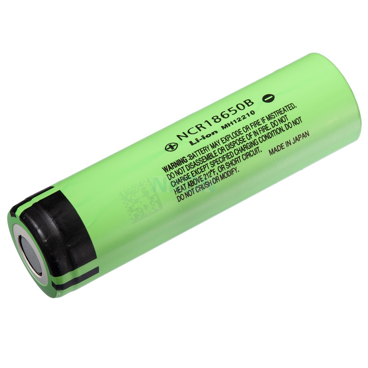 PANASONIC NCR18650B 3400mAh 18650 battery