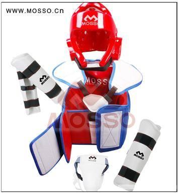 Taekwondo  protectors  mosso brand
