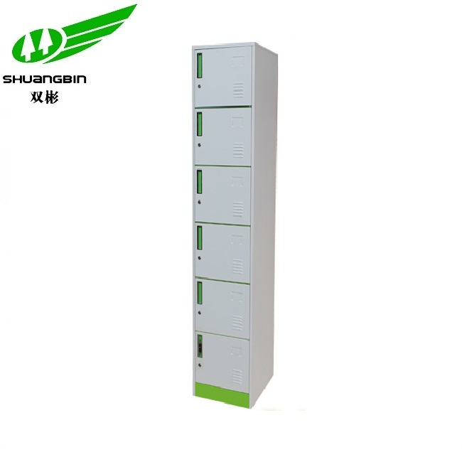 Cold rolled steel different thickness durable clothing locker