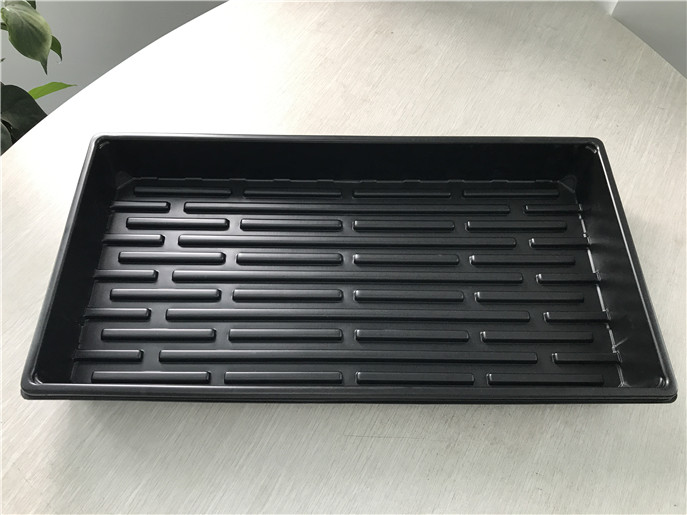 1020 Trays Extra Strength, Low MOQ, for Seed Starting Plant Propagation Germination Tray No Holes Fo