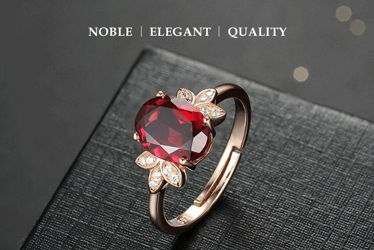 Impressive 2016 China simple gemstone gold rings designs pave diamond leaf shape jewelry