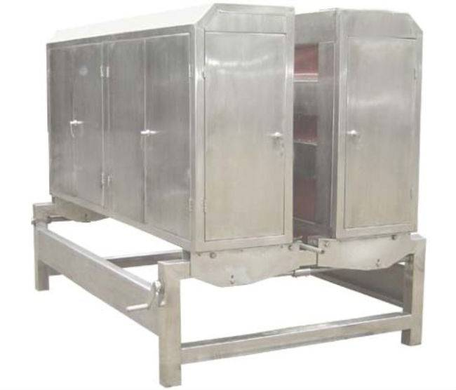 Vertical Type Poultry Plucking Machine