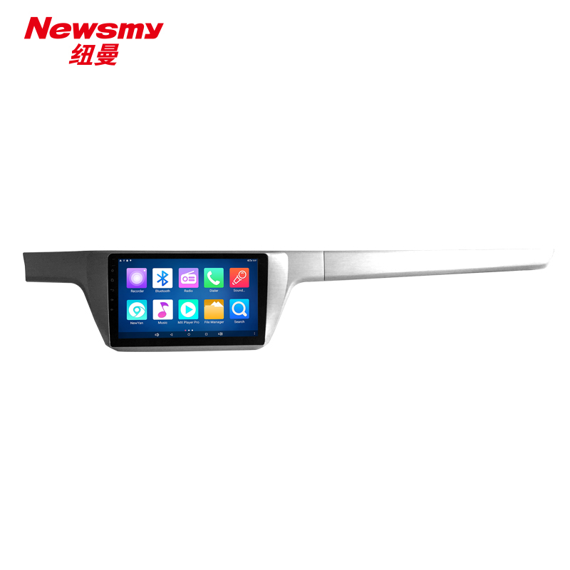 NM7105-H-H0( VW Lavida) Silver canbus Newsmy CarPad4 head unit Android 5.0 with Newyan APP