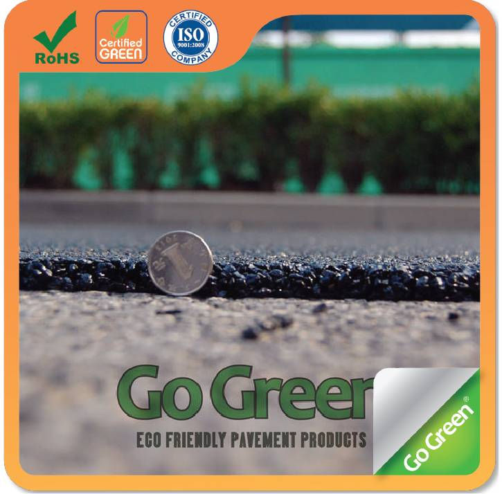 Go Green Micro-Paving Cold Mix Asphalt