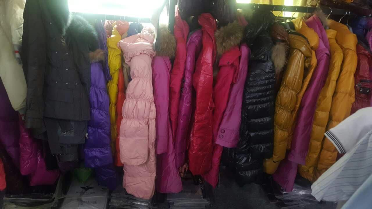jacket USD1.8/PC