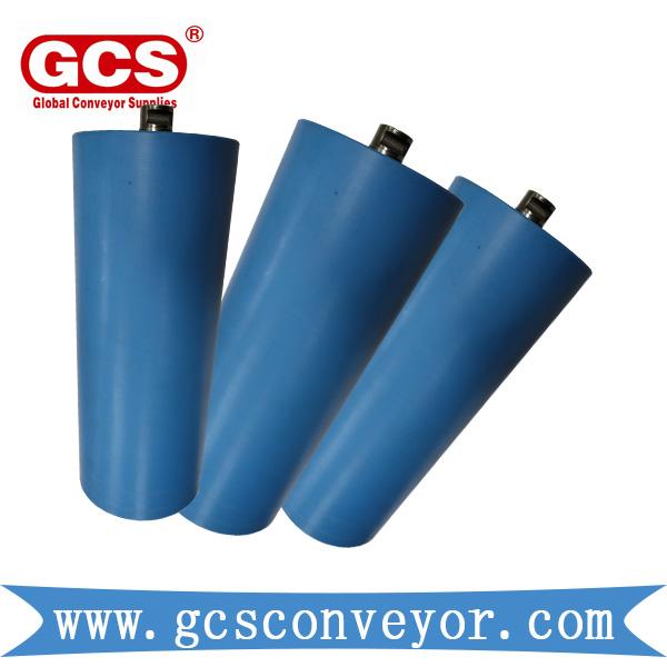 Gcs-Heavy Duty Belt Conveyor HDPE Carrying Idler Mining Belt Conveyor Roller