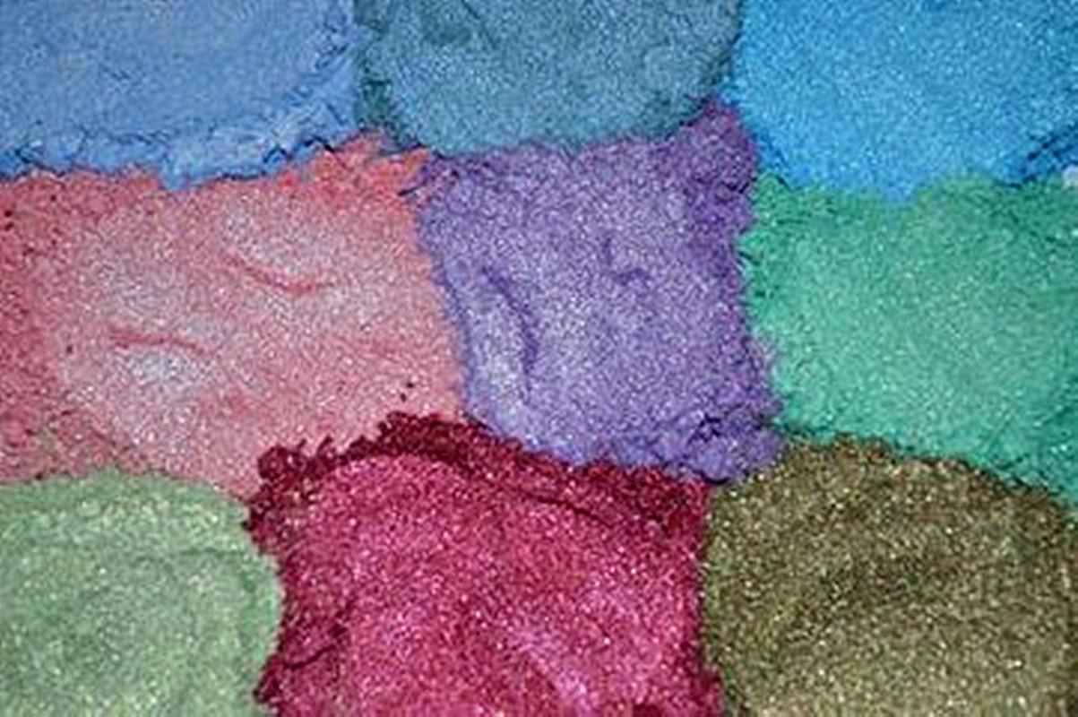 Rainbow Series Pearl Pigment